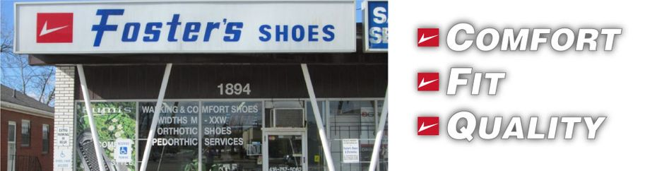 Comfort Fit Quality | orthotic shoes Toronto